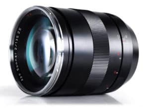 Zeiss Apo Sonnar 135mm f/2
