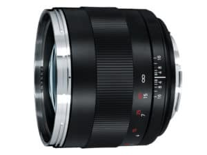 Zeiss Planar T* 85mm f/1.4