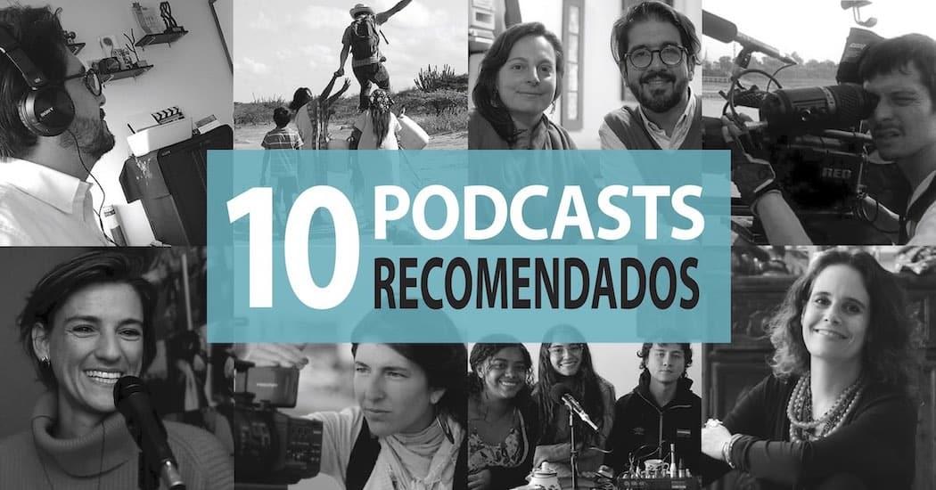 10 Podcast recomendados para escuchar en cuarentena