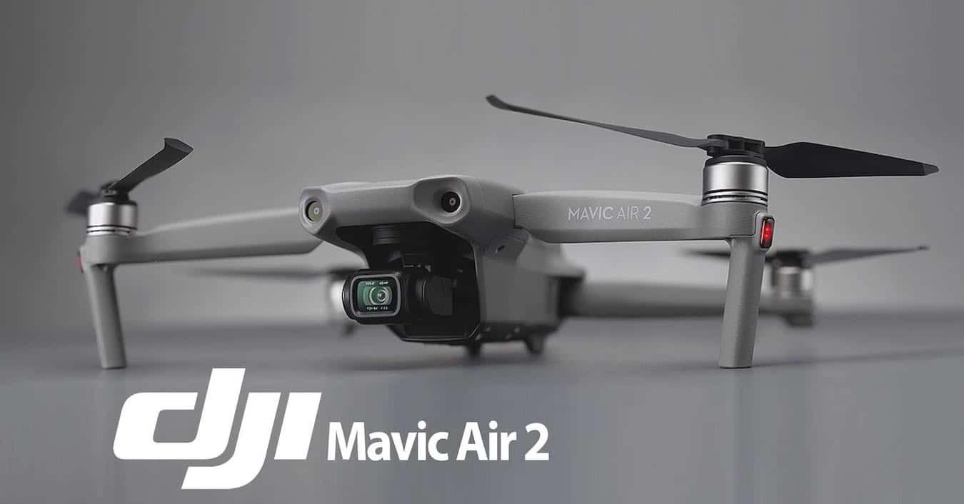 DJI anuncia su último drone, el Mavic Air 2