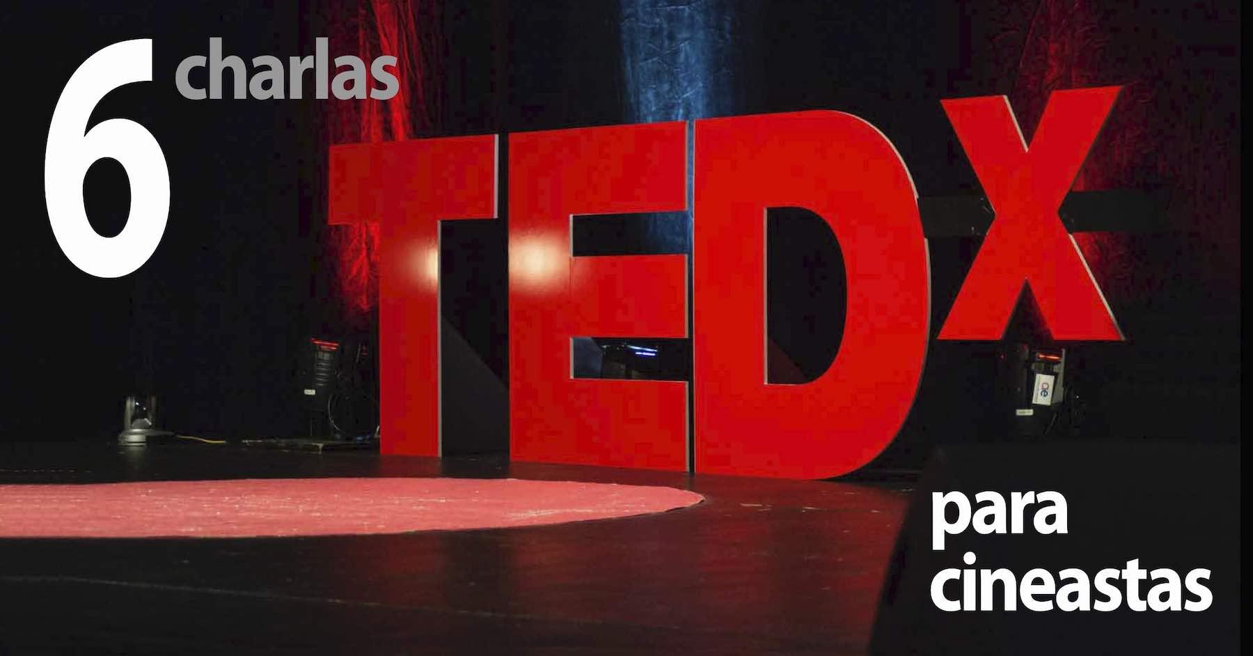 6 charlas TED para cineastas.