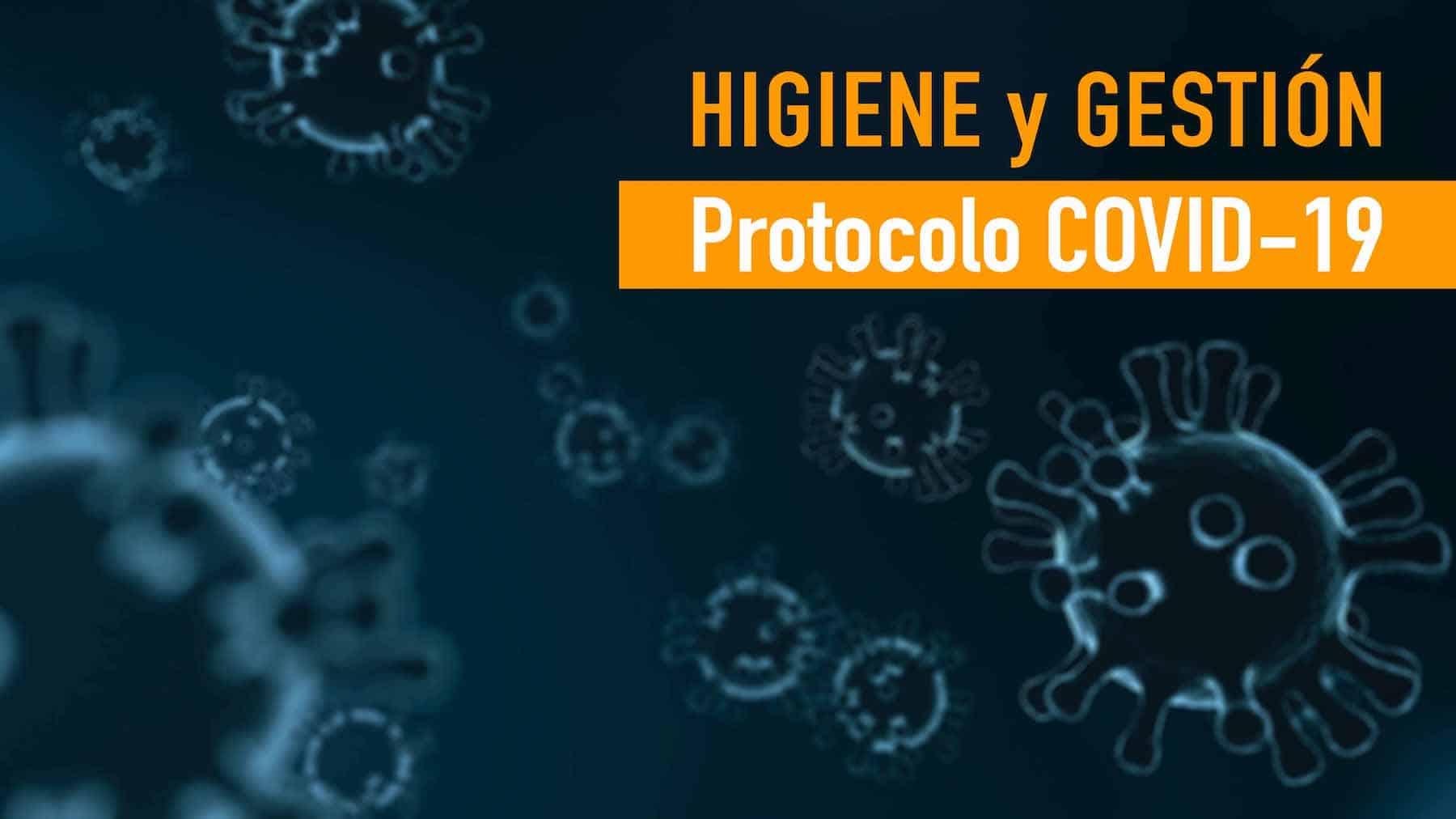 Protocolo manejo del Coronavirus (Covid-19) post-cuarentena.