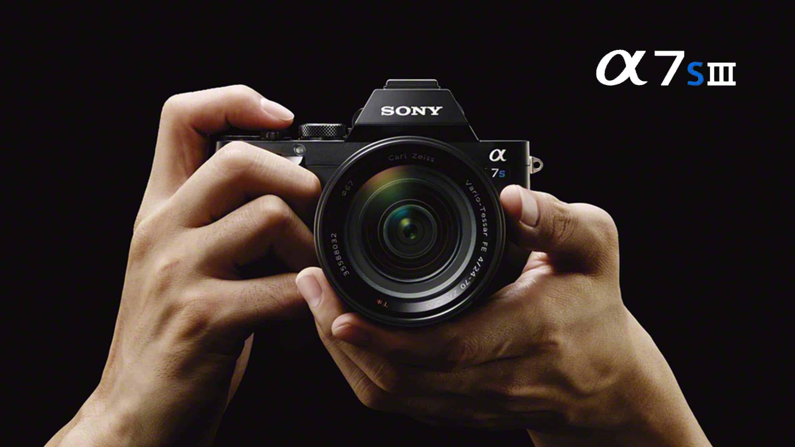 Sony finalmente anuncia la tan esperada Alpha a7S III.