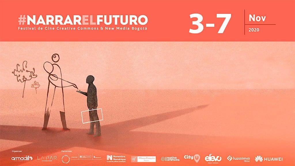 Inicia la VII edición del Festival de Cine #NarrarElFuturo.