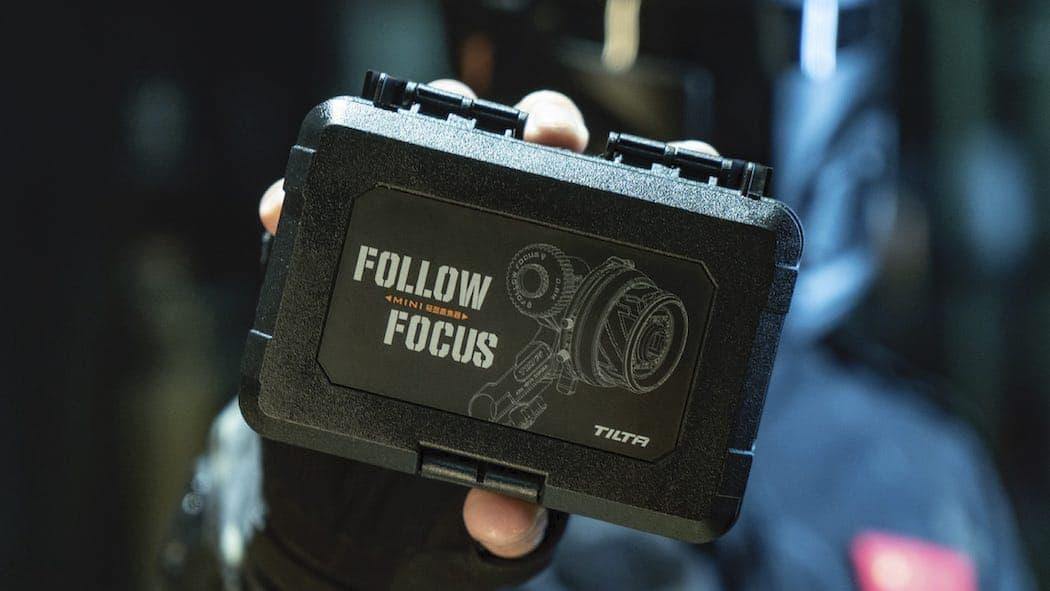 Presentamos el Tilta Mini Follow Focus ahora disponible en nuestro catálogo