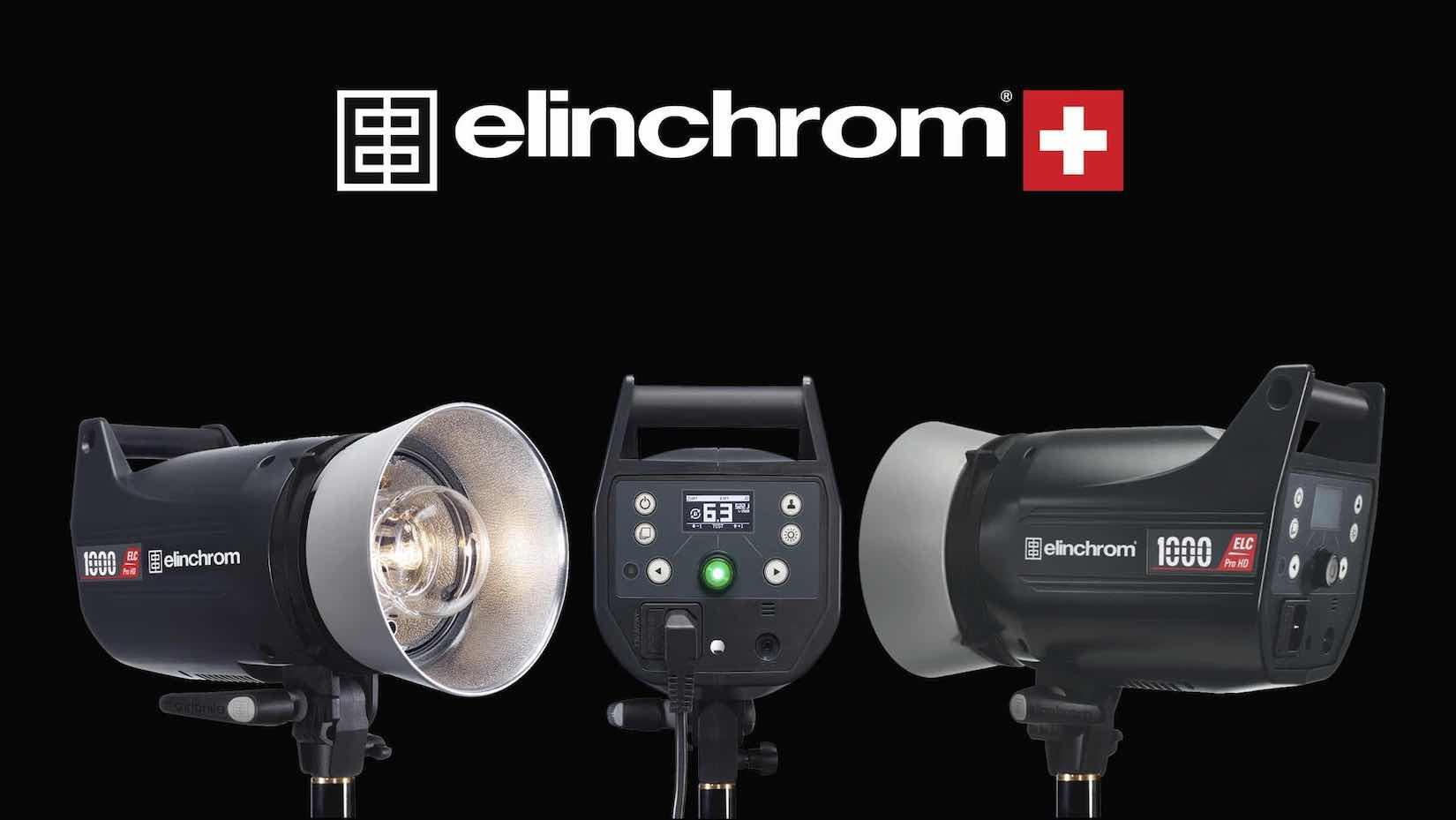 Las ELC Pro HD son la solución para fotógrafos que exigen calidad y rapidez