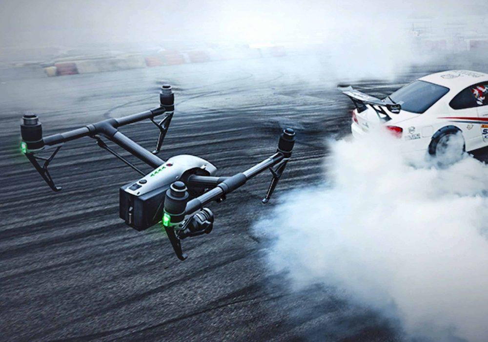 Audiovisual Drone Services